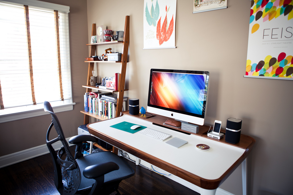 Sweet Mac Setups Shawn Blanc