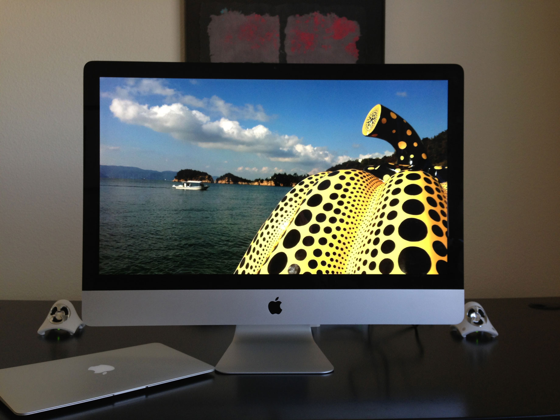 Rob's Sweet Mac Setup