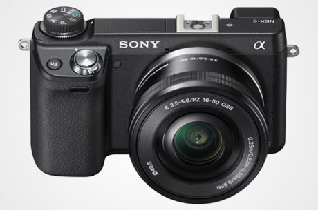Sony Alpha NEX-6